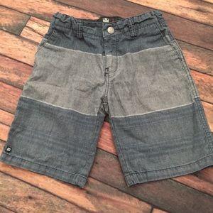 Micros colorblock Shorts